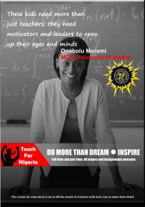 Teach for Nigeria