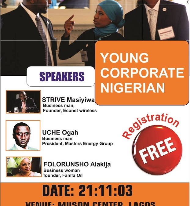 Young Corporate Nigerians